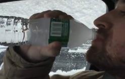 Điều gì xảy ra khi nhiệt độ trong xe lạnh hơn tủ đá