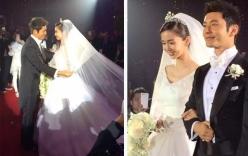 Những đám cưới triệu USD của làng giải trí Châu Á năm 2015