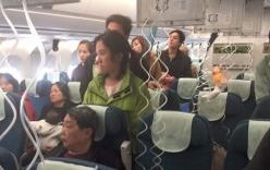 Máy bay Vietnam Airlines gặp sự cố, một tiếp viên hàng không bị thương nhẹ