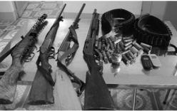 Viên đạn lạc của ông trùm 9x và cuộc đấu súng với cảnh sát đặc nhiệm
