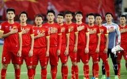 BXH FIFA tháng 2: ĐT Việt Nam tiếp tục bị Thái Lan bỏ xa