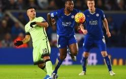 Man City vs Leicester City: Tranh ngôi đầu, 19h45 ngày 6/2