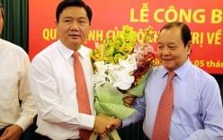 Phát biểu đầu tiên của ông Đinh La Thăng khi nhận chức