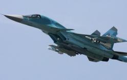 Nga khuyến cáo không nên ganh đua với thần điểu Su-35S ở Syria