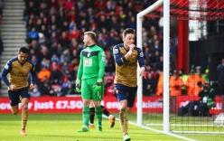 Thắng Bournemouth, Arsenal trở lại cuộc đua