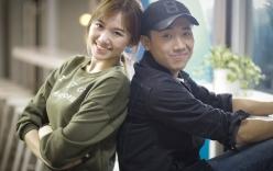 Trấn Thành lên tiếng minh oan nụ hôn với Hari Won