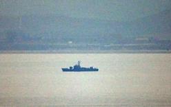 Tàu Triều Tiên vượt đường biên trên biển, Hàn Quốc nã pháo cảnh cáo