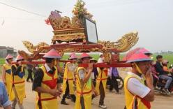 Rước kiệu – Tục lệ văn hóa thôn quê