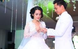 Những đám cưới lãng mạn trong showbiz Việt năm 2015