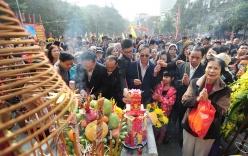 Hàng nghìn người dân tham dự khai hội gò Đống Đa
