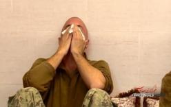Iran tung video thủy thủ Mỹ ôm mặt khóc và xin lỗi