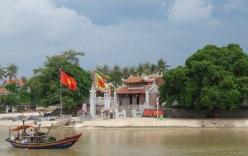 Đi lễ đầu năm tại ngôi đền thiêng nổi tiếng xứ Nghệ