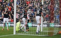 Tổng hợp trận đấu Sunderland 2-1 Man Utd: Trái đắng cho Quỷ đỏ