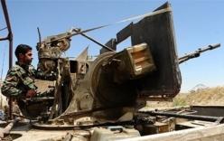 Video: Cuộc chiến giành giật cao điểm chiến lược ở Syria