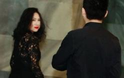 Vợ Tùng Dương lần đầu xuất hiện công khai với chồng trước công chúng