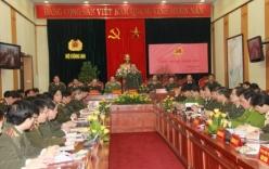 Đại tướng Trần Đại Quang yêu cầu khen thưởng các đơn vị, cá nhân