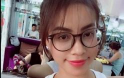 Facebook sao Việt: Phạm Hương dễ thương với mái thưa kiểu Hàn Quốc