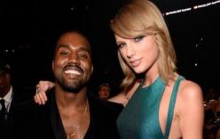 Ngôi sao nhạc rap Kanye West gọi Taylor Swift là