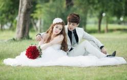 Lộ ảnh cưới chính thức của Hồ Quang Hiếu và hot girl Ivy