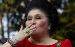 """Loạt trang sức """"khủng"""" 21 triệu đô của vợ góa đại gia"""
