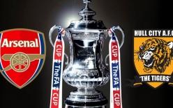 Link sopcast trận Arsenal vs Hull City: 19h45 ngày 20/2