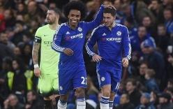 Vùi dập Man City, Chelsea vào tứ kết Cúp FA