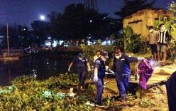 Tìm thấy thi thể nam thanh niên nhảy sông Sài Gòn tự tử