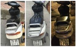 """Hà Nội: 141 liên tục phát hiện xe Spacy """"ma"""" trên đường"""