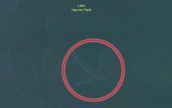 Giải mã bí ẩn xác máy bay được phát hiện trên Google Maps