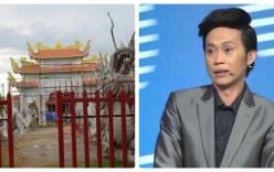 Nhà thờ Tổ trăm tỷ của Hoài Linh chính thức bị tạm đình chỉ