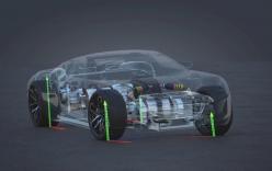 Siêu xe có sức mạnh 1.000 mã lực chạy bằng điện đầu tiên trên thế giới