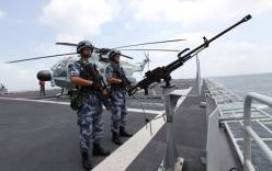 Bắc Kinh tiến hành xây căn cứ quân sự đầu tiên ở nước ngoài
