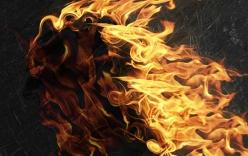 Hoang mang chuyện lửa tự bốc cháy ở Cà Mau