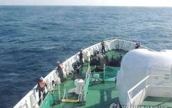 6 ngư dân Việt Nam mất tích cùng tàu cá Hàn Quốc
