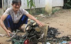 """Vụ """"nhà tự cháy"""" ở Đồng Tháp: Cháu gái lén lút đốt nhà bà ngoại"""