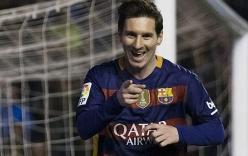 Rayo Vallecano 1-5 Barcelona: Phá kỷ lục bất bại của Real