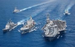 Mỹ và đại kế hoạch đối phó Trung Quốc ở Biển Đông