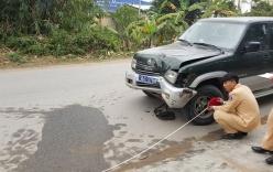Xe biển xanh gây tai nạn chết người ở Hưng Yên