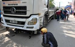 Tai nạn giao thông nghiêm trọng, 3 mẹ con thương vong