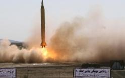 Phớt lờ Mỹ, Iran ngang nhiên thử tên lửa đạn đạo