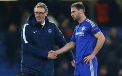 HLV Laurent Blanc tiết lộ bí quyết lần thứ 2 loại Chelsea