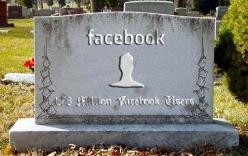 Facebook sẽ trở thành nghĩa trang ảo lớn nhất thế giới trong vài năm nữa