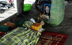 Thái Bình: Nhảy xuống sông cứu con trai tự tử, cha già mất tích