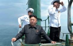 Tàu ngầm Triều Tiên biến mất bí ẩn