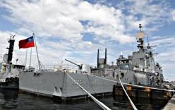 Mỹ bán tàu khu trục cho Đài Loan chọc giận Trung Quốc