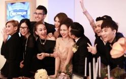 Dạ tiệc cưới Victor Vũ – Ngọc Diệp đậm chất điện ảnh
