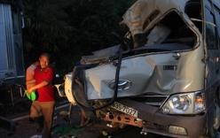 Lâm Đồng: Xe khách đâm xe tải trên đèo Bảo Lộc, 6 người thương vong