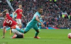 Tổng hợp trận đấu Man Utd 1-1 West Ham: Hy vọng mong manh