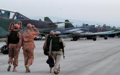 Video: Chiến đấu cơ Nga bắt đầu rời khỏi Syria