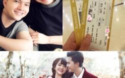 """Nam Cường chia sẻ """"chuyến bay đầu tiên"""" cùng vợ hot girl mới cưới"""